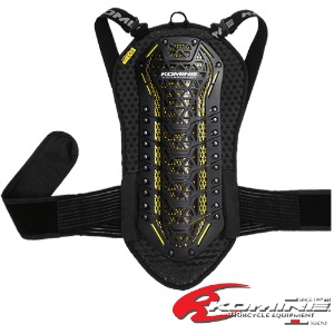 SK-822 CE LEVEL2 MULTY BACK PROTECTOR